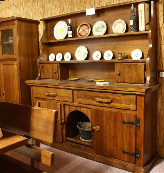 Cristofoli arredamenti e scale cucine cucina rustica - Cucina rustica per taverna ...