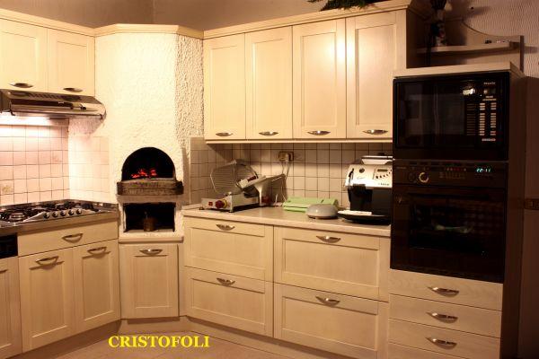 Cristofoli arredamenti e scale cucine cucina rovere sbiancato - Cucina rovere sbiancato ...