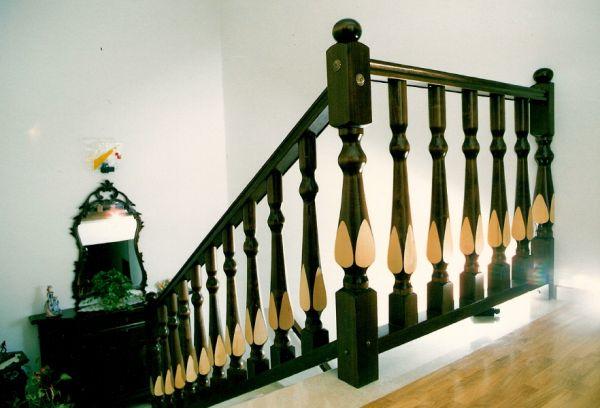 Cristofoli arredamenti e scale scale ringhiera bicolore for Arredamenti scalea