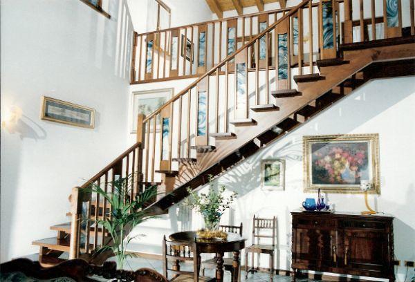 Cristofoli arredamenti e scale scale scala a giorno in for Arredamenti scalea
