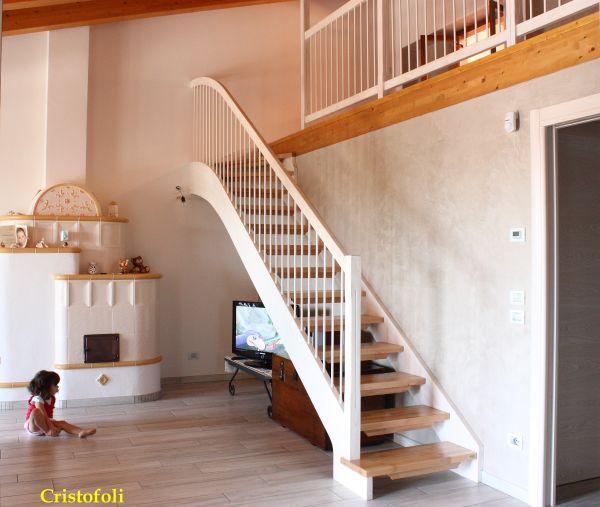 cristofoli arredamenti e scale scale scala a giorno