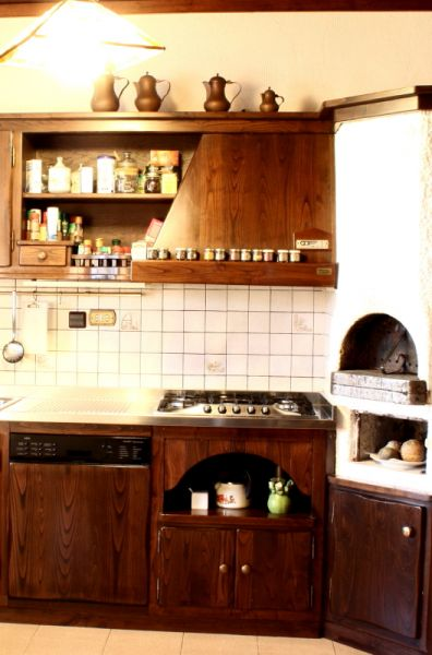 Beautiful Forno A Legna In Cucina Gallery - Ridgewayng.com ...