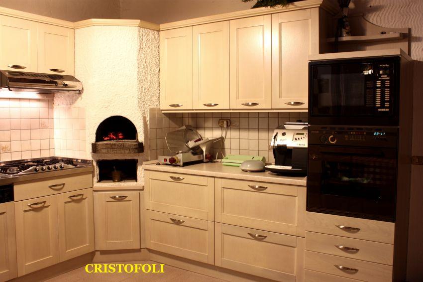 Cristofoli Arredamenti e Scale - Cucine - Cucina rovere sbiancato