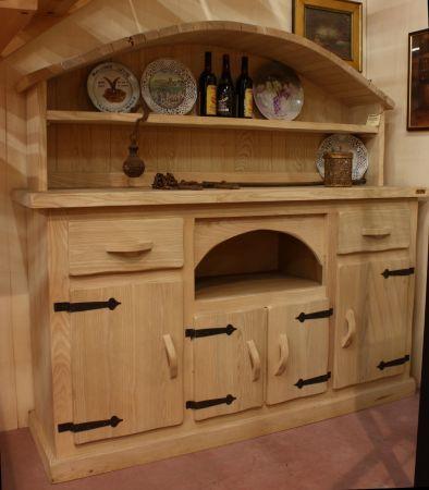 Cristofoli arredamenti e scale soggiorni tavoli e mobili rustici per taverne - Mobili rustici per cucina ...